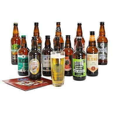Picture of BRITISH BEER SELECTION