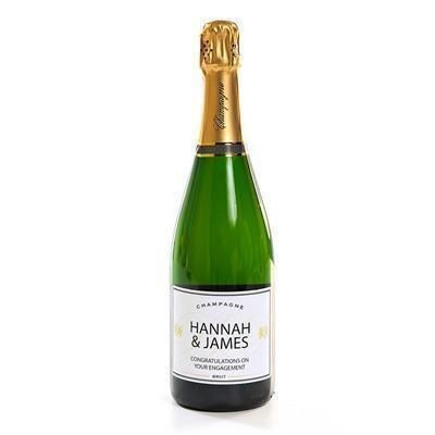 Picture of PERSONALISED CHAMPAGNE