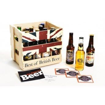 Picture of BRANDED CRATE OF BEER