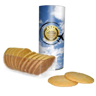 Picture of PERSONALISED BISCUIT TUBE