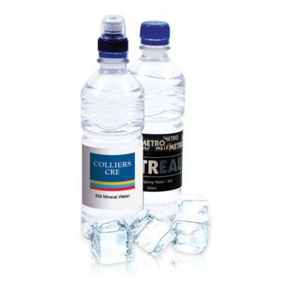 Picture of MINERAL WATER BOTTLE