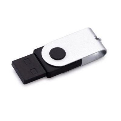 Picture of MINI USB FLASH DRIVE MEMORY STICK with Twist Function