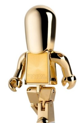 Picture of METAL PERSON USB FLASH DRIVE MEMORY STICK