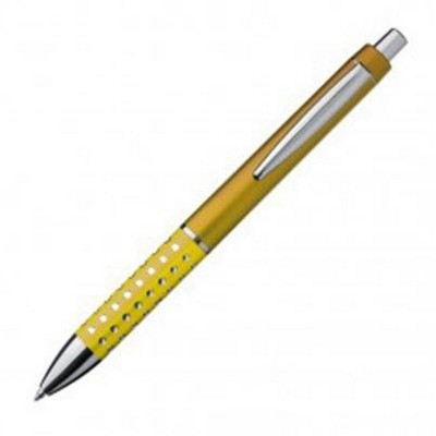 Picture of PLASTIC BALL PEN in Gold