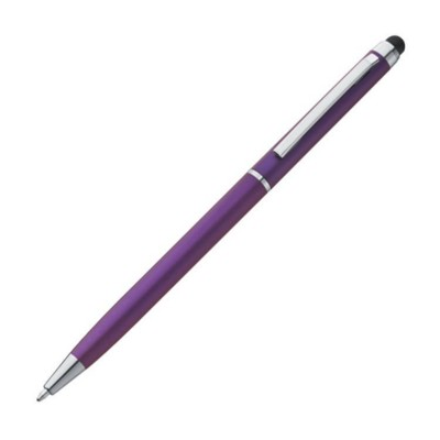 Picture of PLASTIC BALL PEN & PDA TOUCH SCREEN STYLUS in Violet