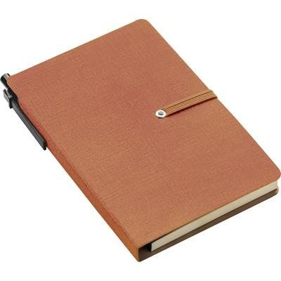 Picture of PU NOTE BOOK in Brown