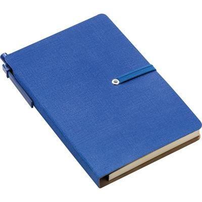 Picture of PU NOTE BOOK in Blue