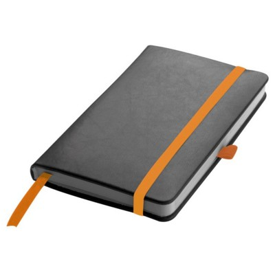 Picture of TRENDY A6 NOTE BOOK in Orange