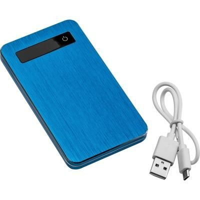Picture of METAL POWERBANK in Blue