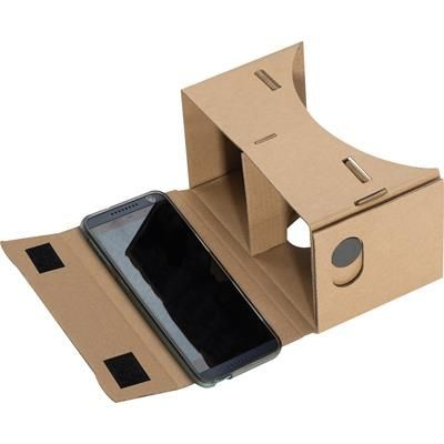 Picture of VIRTUAL REALITY GLASSES in Brown
