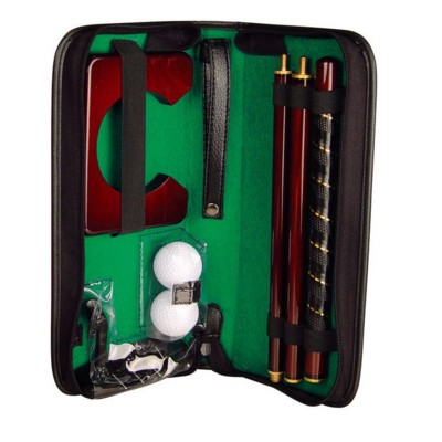 Picture of OFFICE EAGLE GOLF SET in Black