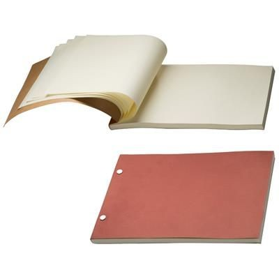 Picture of NOTE BOOK in Red