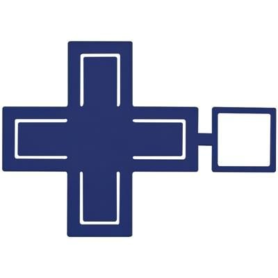 Picture of CROSS MOBILE PHONE HOLDER in Blue