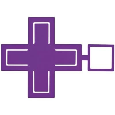 Picture of CROSS MOBILE PHONE HOLDER in Violet