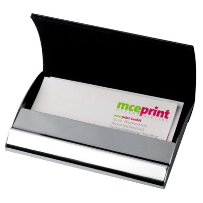 Picture of HIGH QUALITY METAL BUSINESS CARD HOLDER
