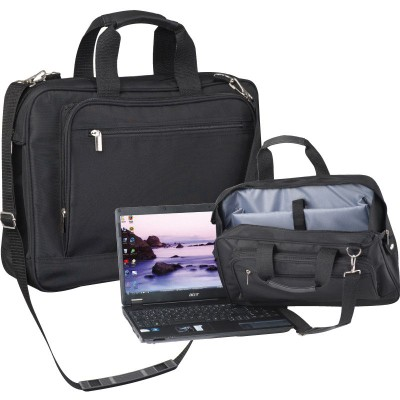 Picture of BUSINESS LAPTOP BAG in Black