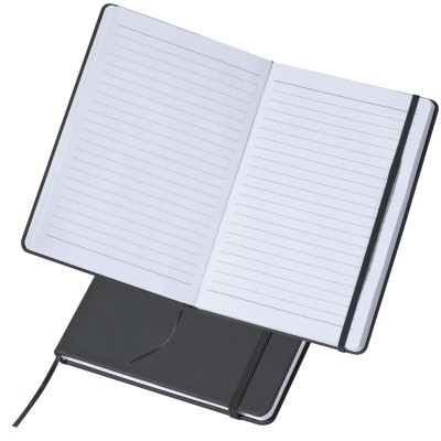 Picture of A5 NOTE PAD in Black