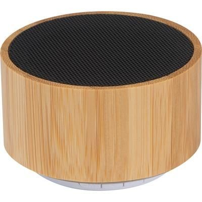 Picture of BLUETOOTH SPEAKER with Bamboo Coating
