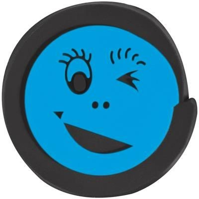Picture of CLICK SMILEY INSERT FOR CALCULATOR in Blue