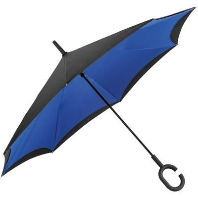 Picture of REVERSE UMBRELLA - DOUBLE LAYER - 190T PONGEE