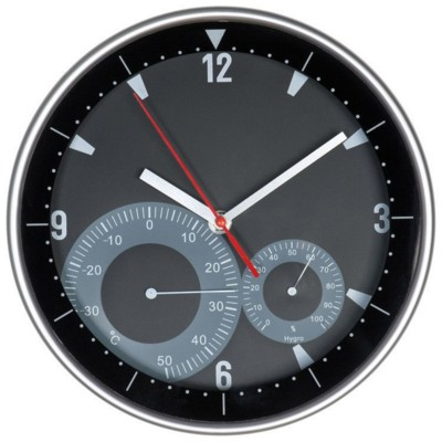Picture of WALL CLOCK in Black