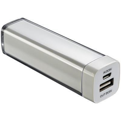 Picture of PLASTIC POWER BANK