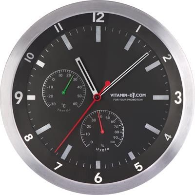 Picture of METAL WALL CLOCK