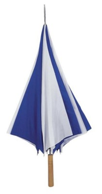 Picture of VALUE UMBRELLA in Blue & White