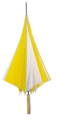 Picture of VALUE UMBRELLA in Yellow & White