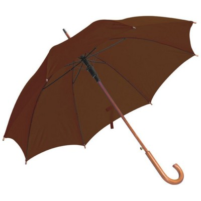 Picture of AUTOMATIC UMBRELLA in Brown