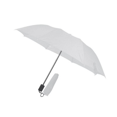 Picture of MINI TELESCOPIC AUTOMATIC UMBRELLA in White
