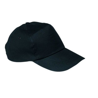 Picture of 5 PANEL CLASSIC BASEBALL CAP in Black