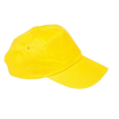 Picture of 5 PANEL CLASSIC BASEBALL CAP in Yellow