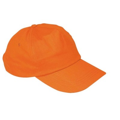 Picture of 5 PANEL CLASSIC BASEBALL CAP in Orange