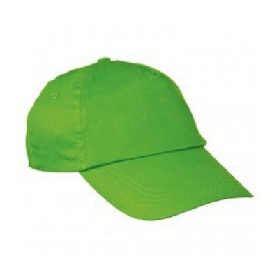 Picture of 5 PANEL CLASSIC BASEBALL CAP in Apple Green