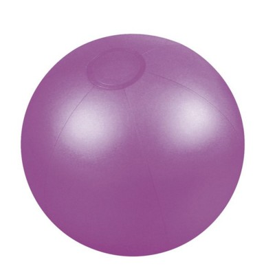 Picture of INFLATABLE BEACH BALL in Translucent Purple