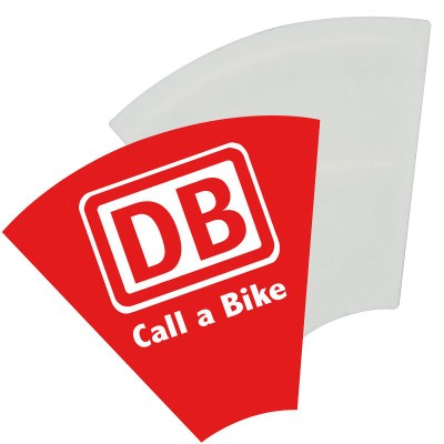Picture of STURDY PLASTIC BICYCLE FLAG
