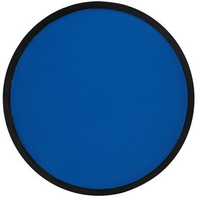 Picture of FOLDING FRISBEE with Polyester Case in Blue