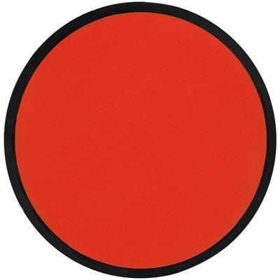 Picture of FOLDING FRISBEE with Polyester Case in Red