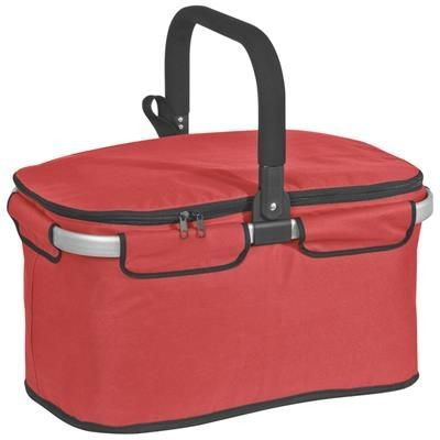 Picture of HANDY SHOPPING BASKET in Red