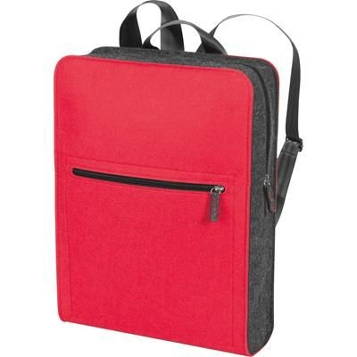 Picture of BACKPACK RUCKSACK in Red