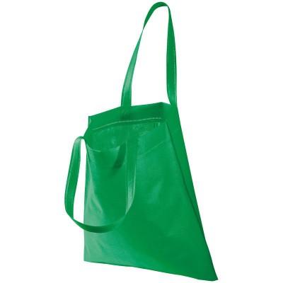 Picture of NON WOVEN SHOPPER TOTE BAG in Green