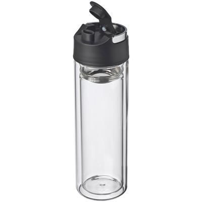 Picture of DOUBLE WALLED GLASS BOTTLE