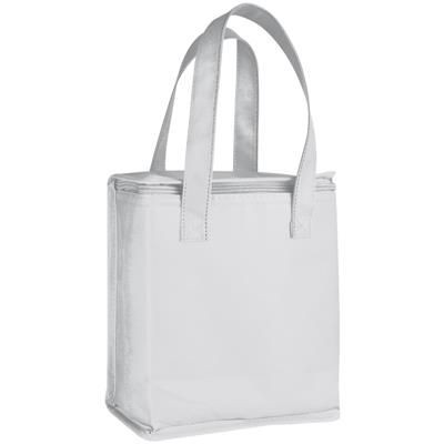 Picture of NON WOVEN COOL BAG in White