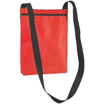 Picture of NON WOVEN SHOULDER BAG in Red