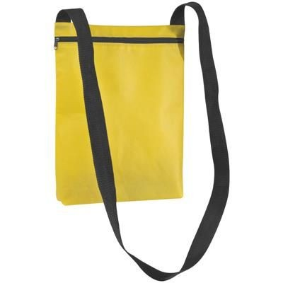 Picture of NON WOVEN SHOULDER BAG in Yellow