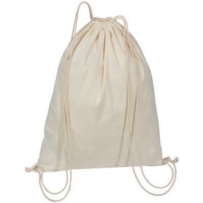 Picture of COTTON GYM BAG
