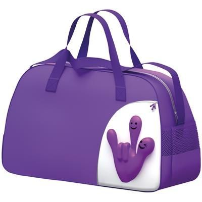 Picture of SPORTS BAG in Violet