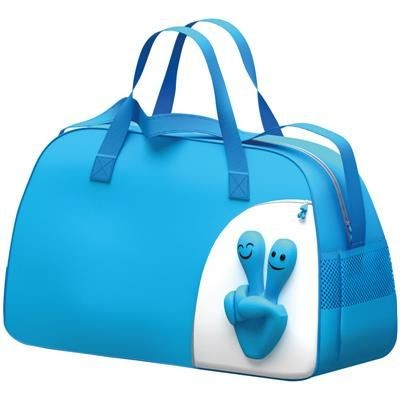 Picture of SPORTS BAG in Turquoise