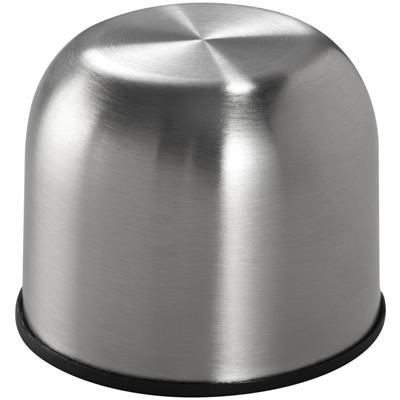 Picture of SILVER STAINLESS STEEL METAL THERMAL INSULATED FLASK with Cup